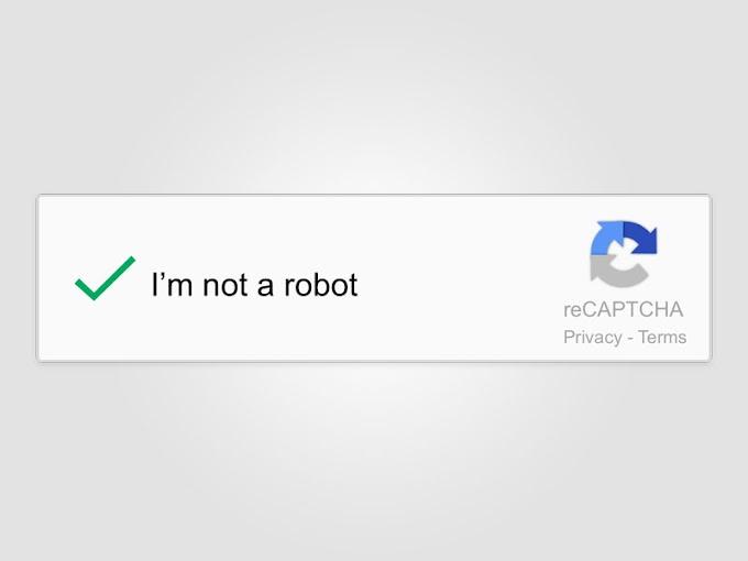 Cara Melewati Google Captcha di Siakad IPMAFA