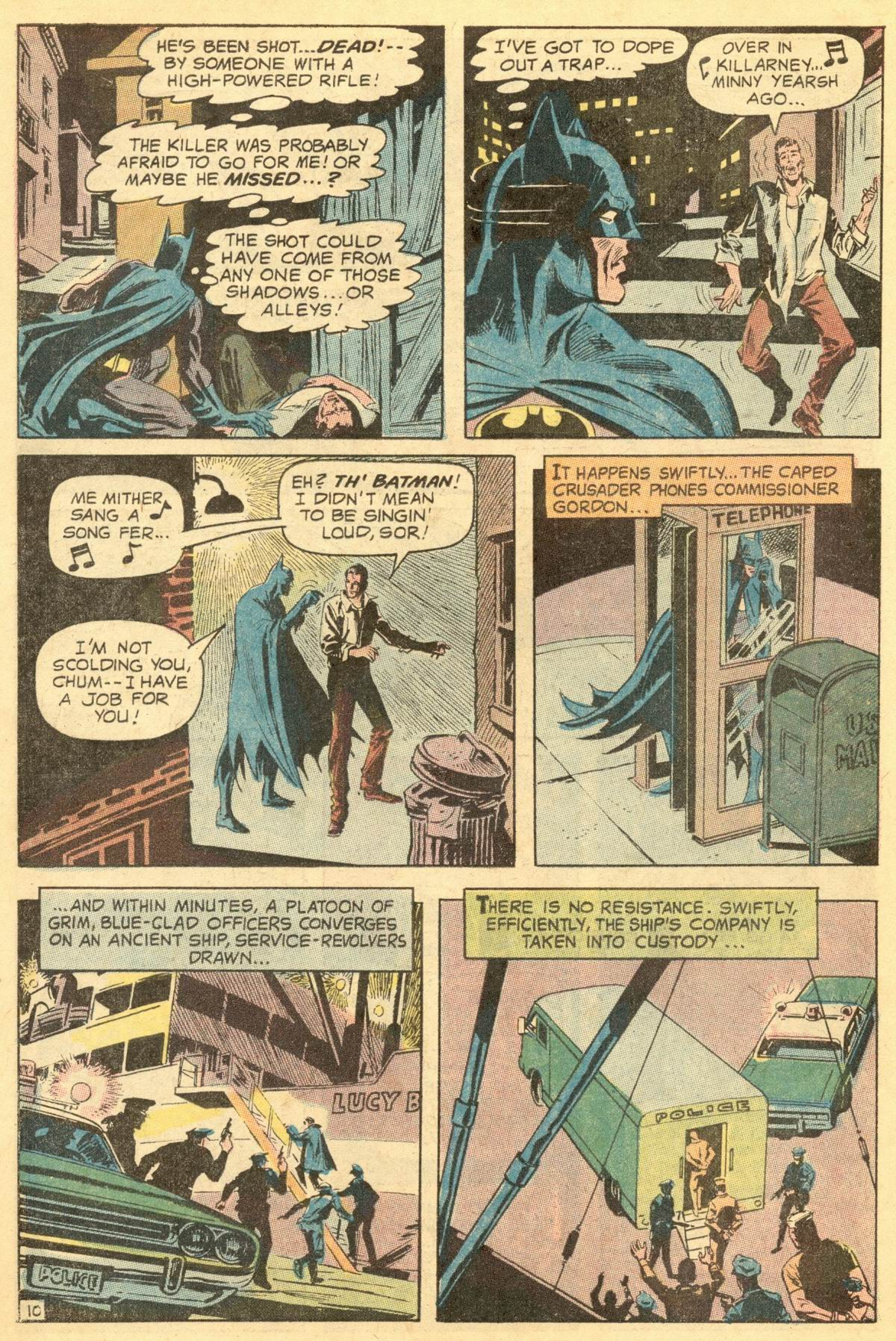 Detective Comics (1937) 419 Page 13
