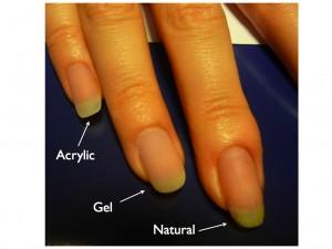 Gel Nails Vs Acrylic
