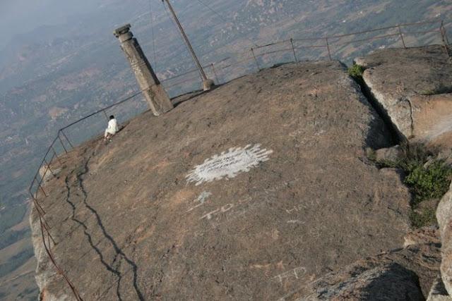 Shivaganga-Hill-Bangalore