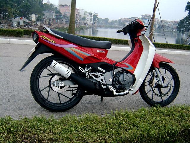 Hướng dẫn lắp ráp Suzuki Sport (lắp ráp Su xì po)