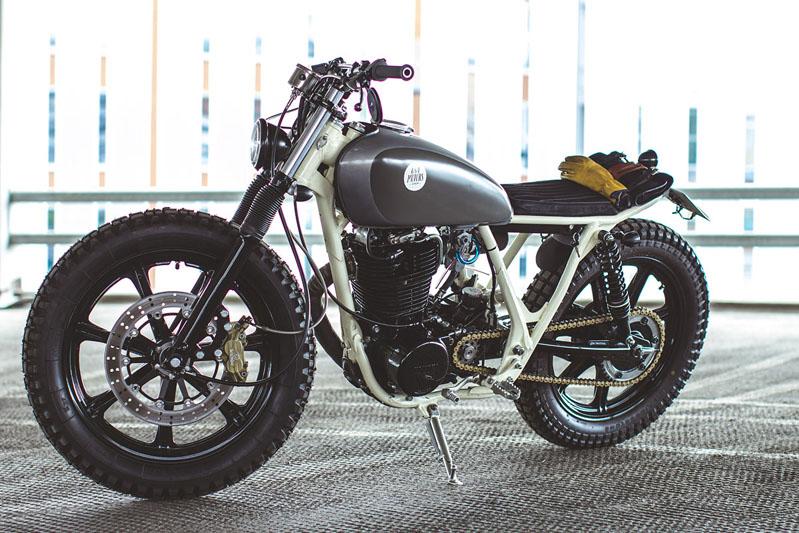 Yamaha Klebang
