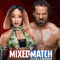 Promos For Tonight's WWE Mixed Match Challenge Episode
