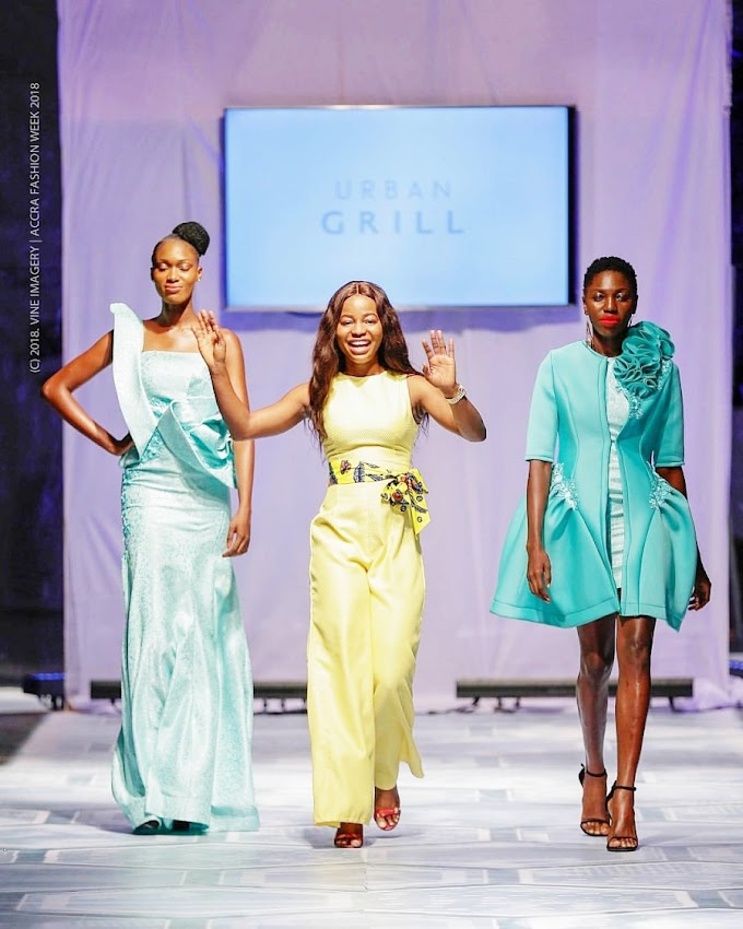 Accra Fashion Week makes history with the first-ever Chilly Rainy Edition