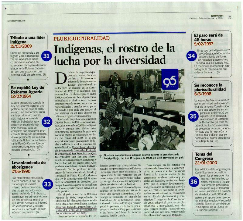 David Romo - Florencio Delgado / Diario El Universo