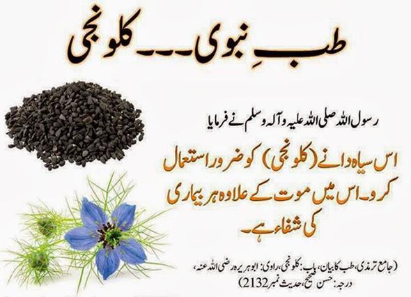 Kalonji K Fawaid