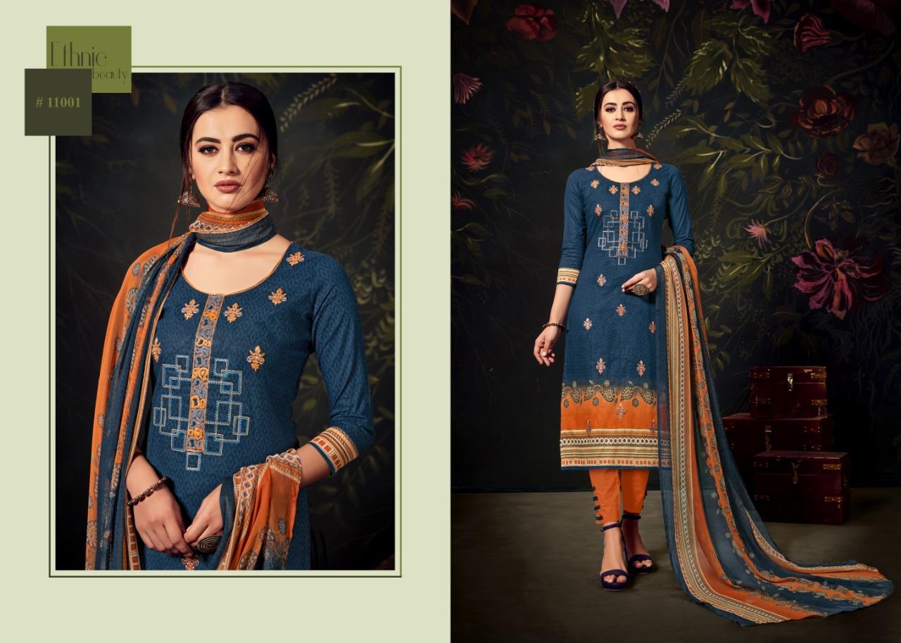 3a50dfc5e8 Alok Suits craazy love Cotton dress material