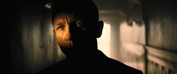 James Bond is introduced in Skyfall.