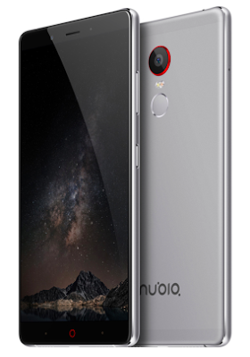 ZTE announces Nubia Z11 with Snapdragon 820, 16 MP rear camera at IFA 2016