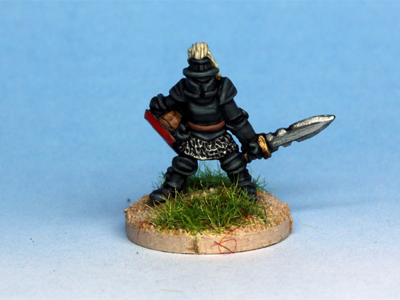 Steve Dean Painting: 15mm Anti-Paladins