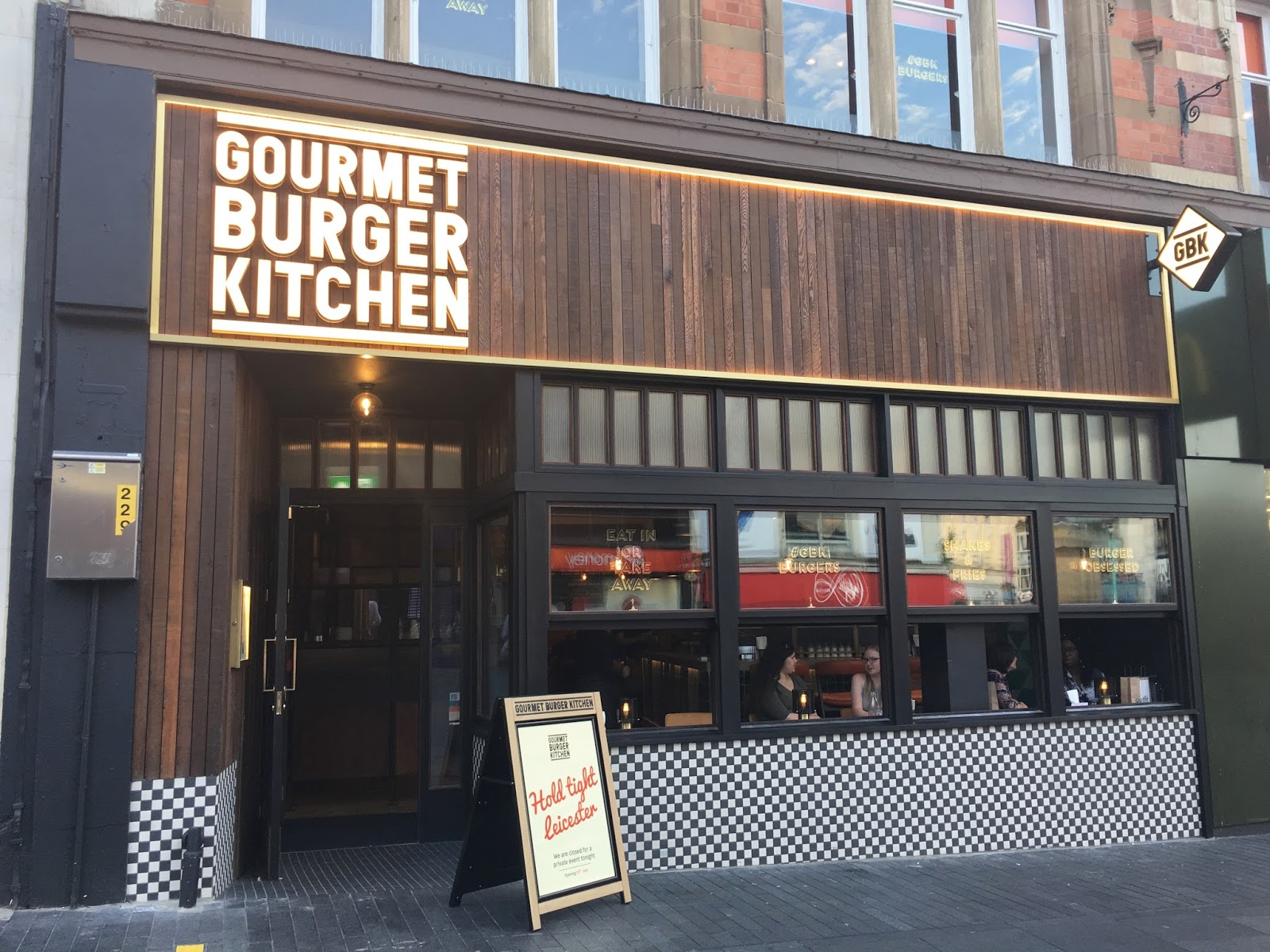 Gourmet burger kitchen \ review \ Leicester \ food \ burger \ Highcross shopping centre \ Priceless Life of Mine \ over 40 lifestyle blog