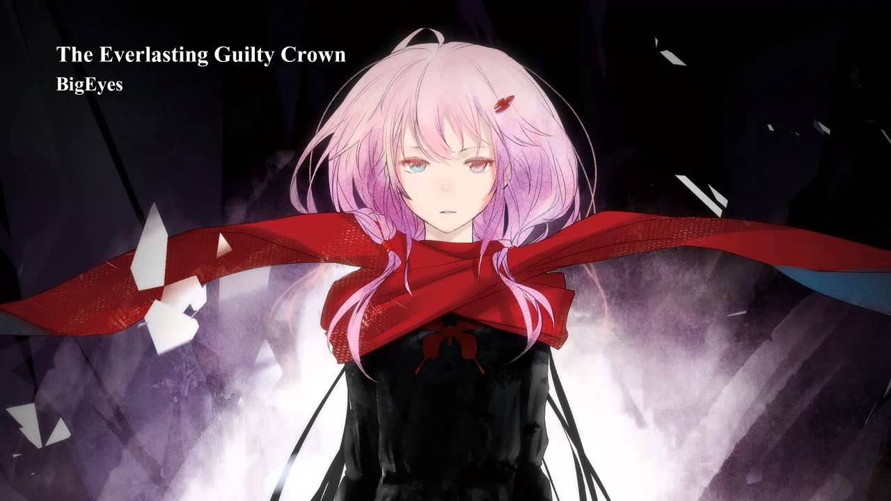 Chord Gitar The Everlasting Guilty Crown