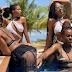 Former #BBNaija housemate, Venita Akpofure and Jackye Madu shows off their bikini bodies in new sexy photos