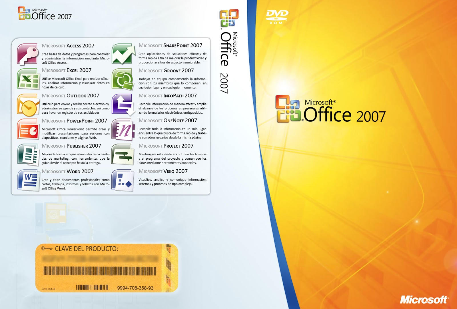Microsoft Office Famille Et Etudiant 2007 Telecharger Microsoft Office 2007 Xp Professionnel Senlopodi Ml