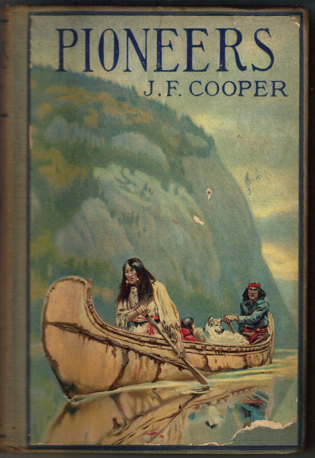 A biography of james fenimore cooper the historian