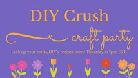 Link party of craft tutorials from bloggers across the web.