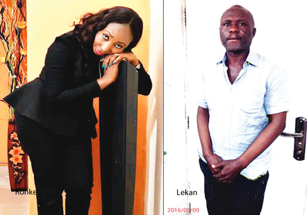 lekan shonde killed wife ronke shonde bewaji