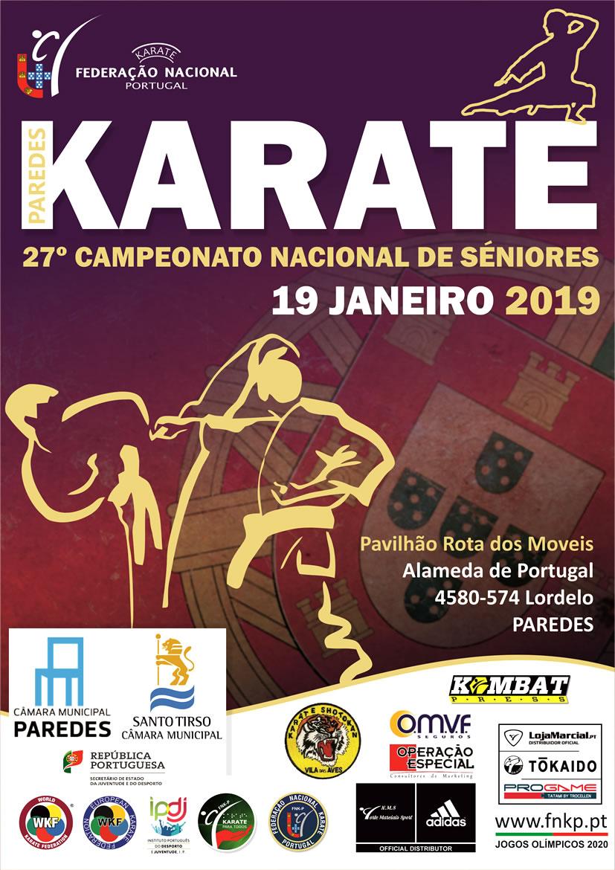 Campeonato Nacional de Karaté