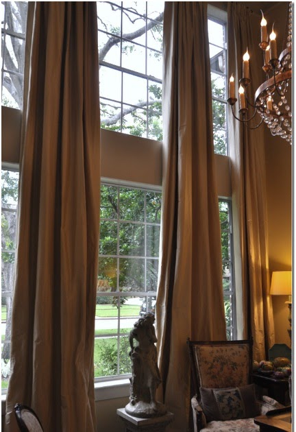 Curtains Ideas For Double Height Ceilings Tips