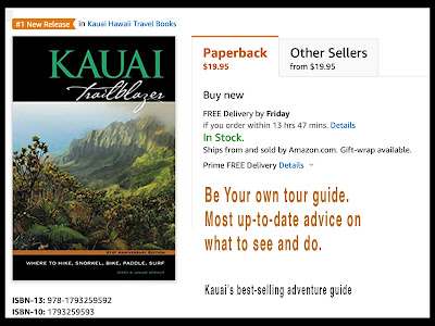 new Kauai Trailblazer guidebook