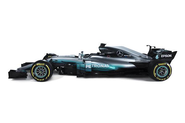 Mercedes Amg Petronas W08 F1 2017 Kfzoom