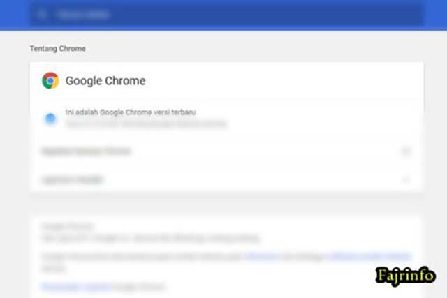 Cara Mengubah Tampilan Huruf Google Chrome