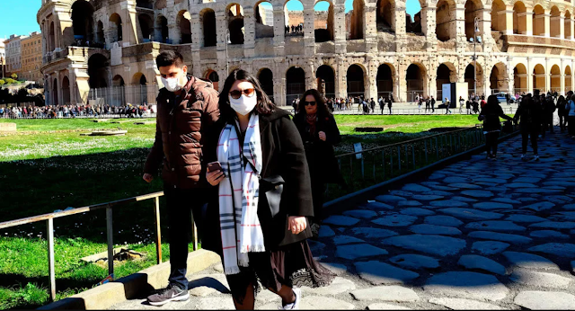 Corona Virus: Italy goes for Lockdown