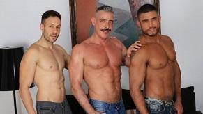 Marc Ferrer, Diego Lauzen, Mario Galeno – Doubleheader (Bareback)