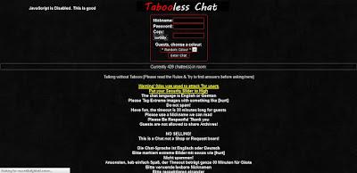 tabooless situs forum terlarang di dalam deep web