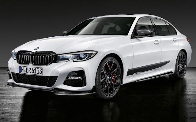 Novo BMW Série 3 2019