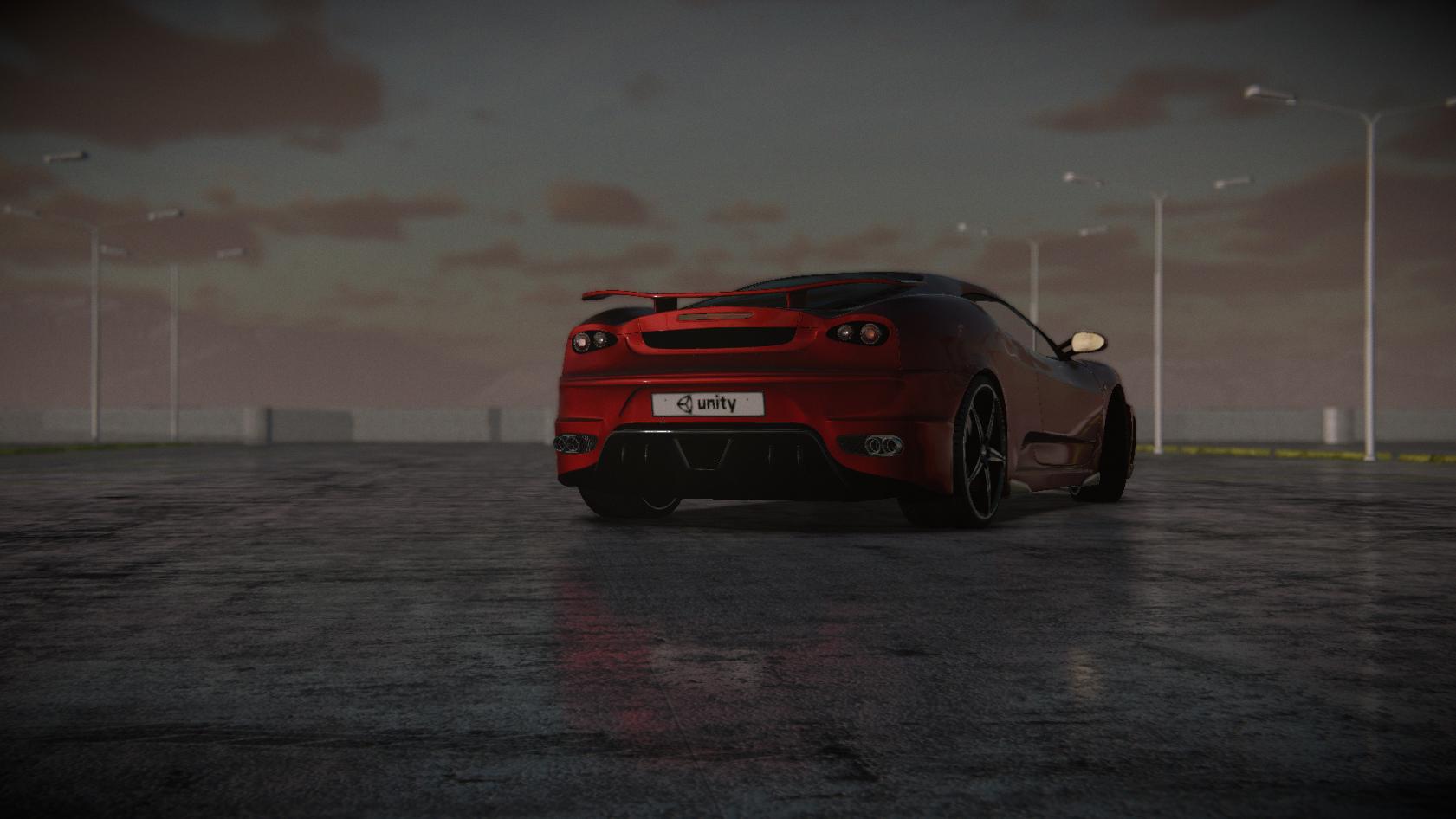 David Miranda: Car rendering: Delving into details