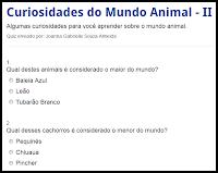 http://rachacuca.com.br/quiz/27511/curiosidades-do-mundo-animal-ii/