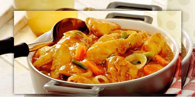 Resep Masakan Opor Ayam Yang Enak