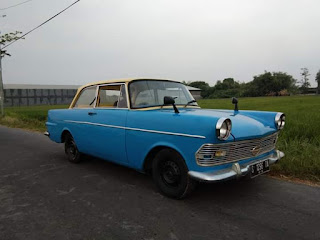 Opel Rekord 1961 Full Paper