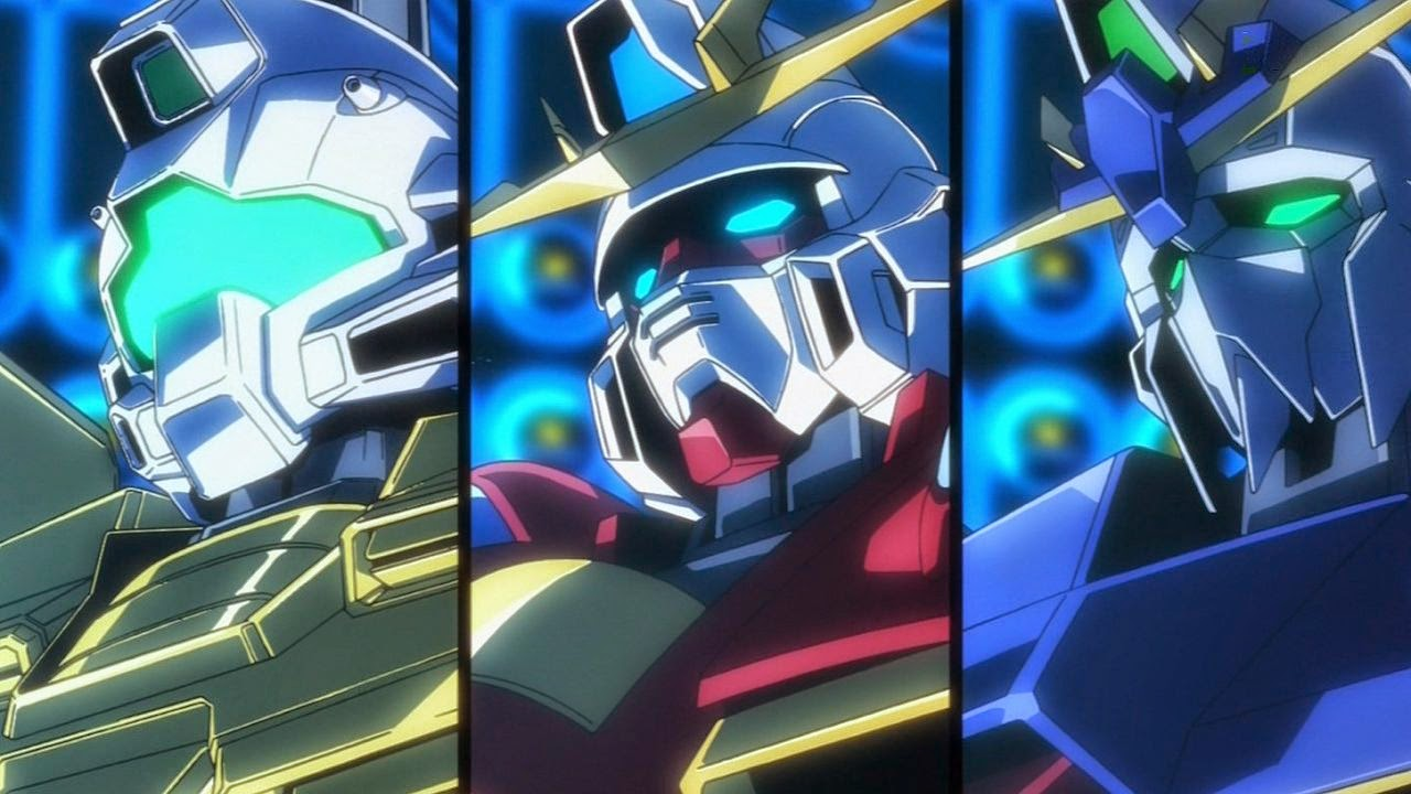 build fighters try episode - photo #13
