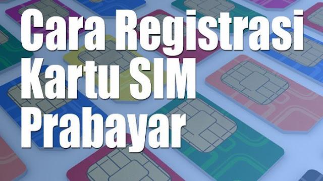 Banyak Salah Paham !! Sanksi Tak Registrasi Ulang Kartu SIM CARD Baru Berlaku Tgl 1 Maret 2018