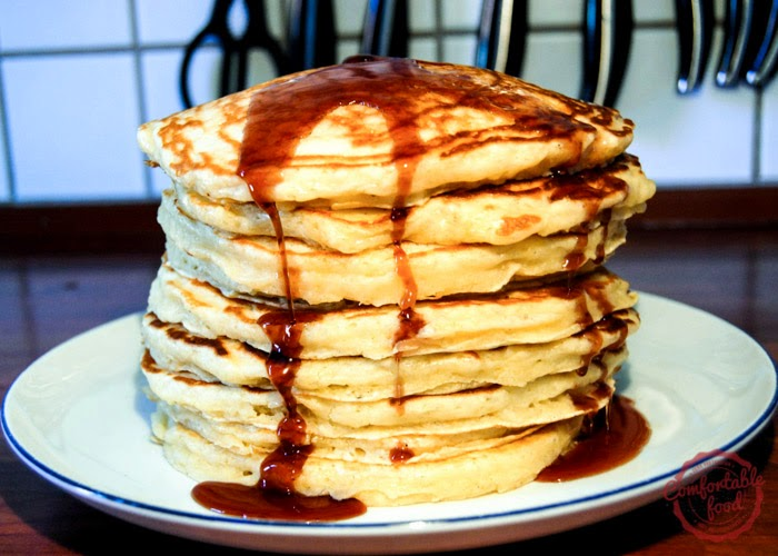 Best Buttermilk Pancakes Ever - HANDY DIY