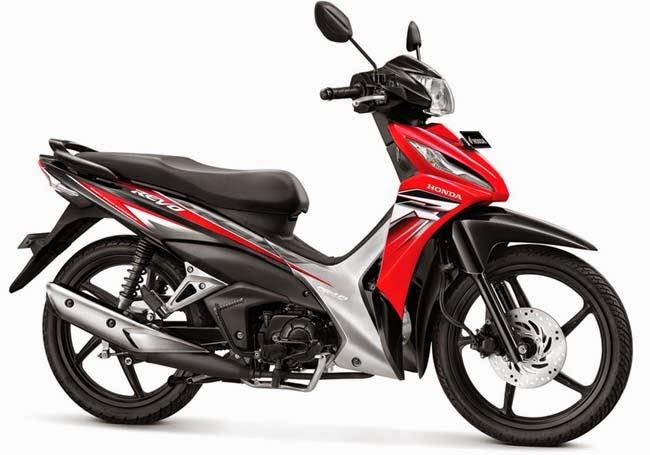 Harga New Honda Tiger Revo