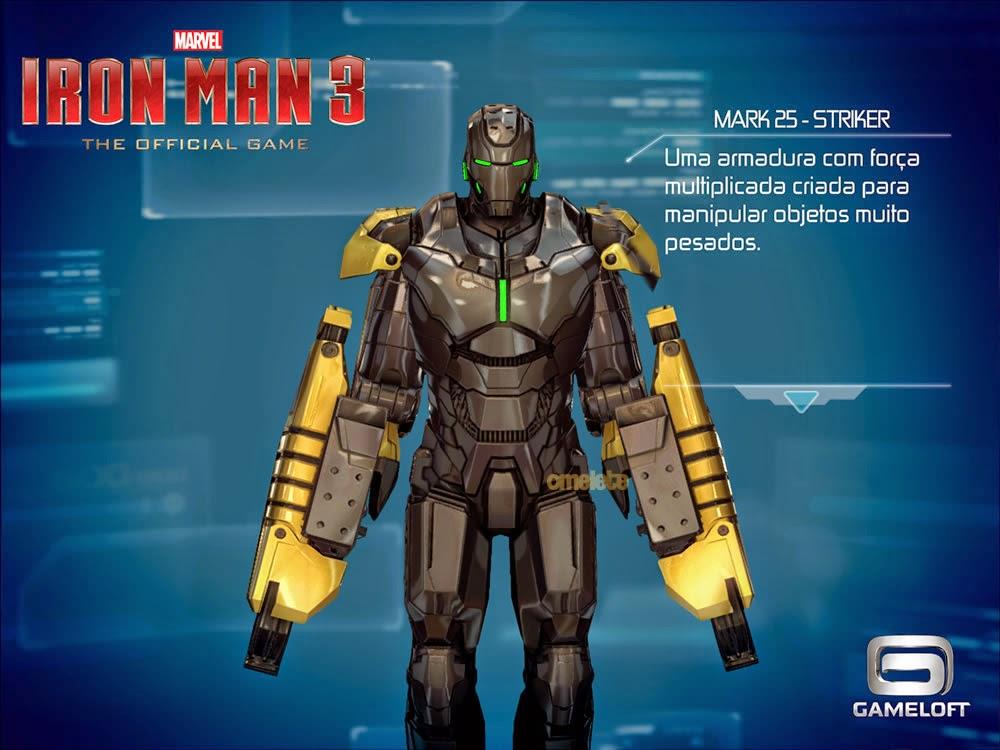 Iron Man 3 Free Games