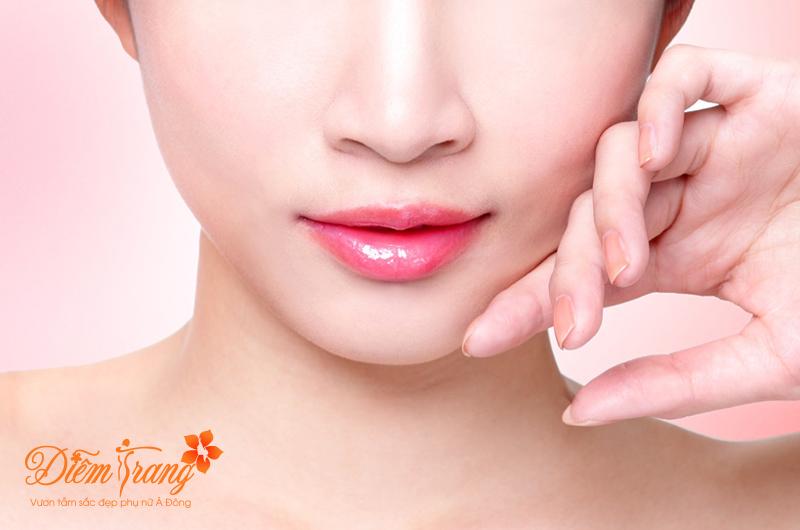 Phun môi nên kiêng những gì?