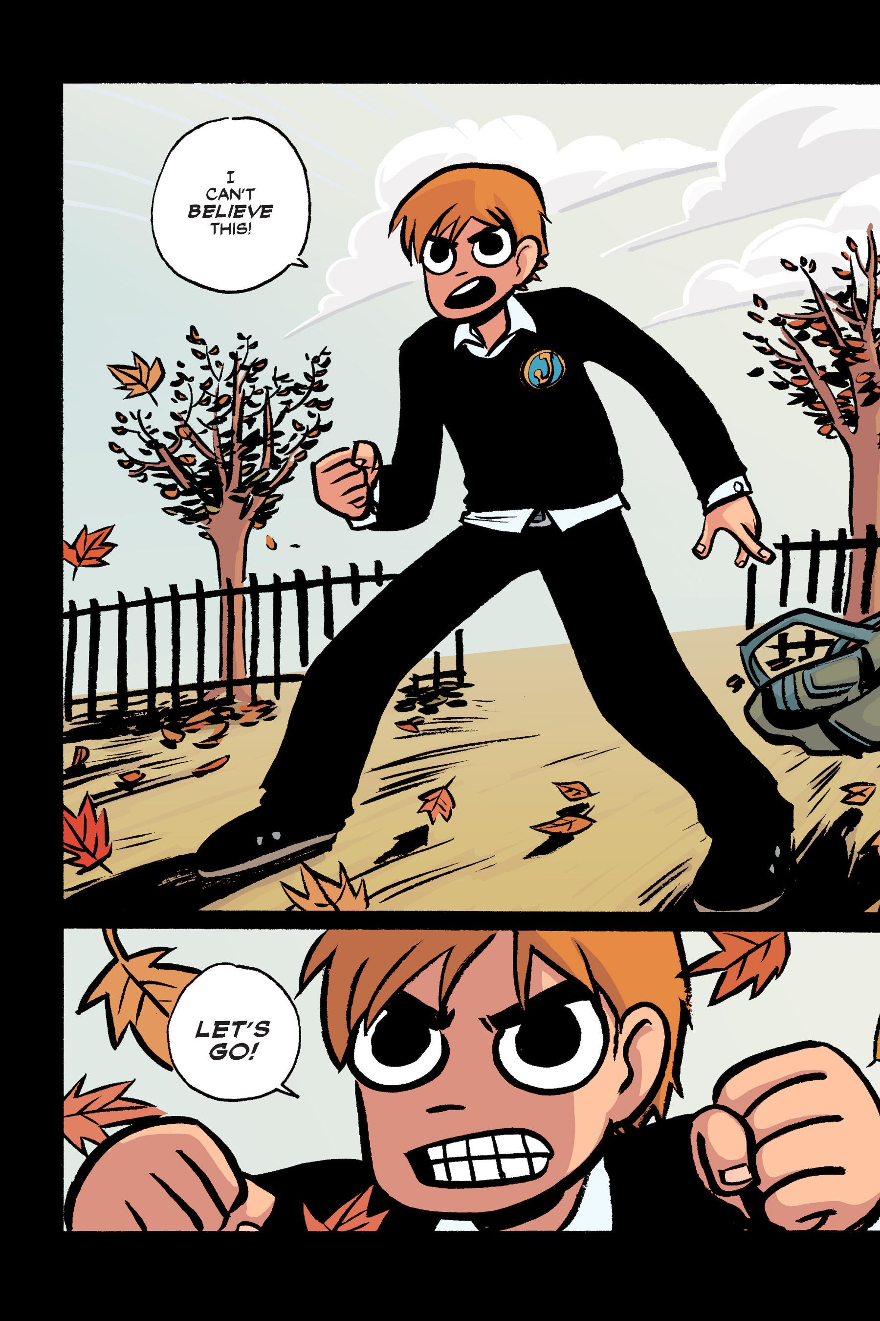 Read online Scott Pilgrim comic -  Issue #2 - 7