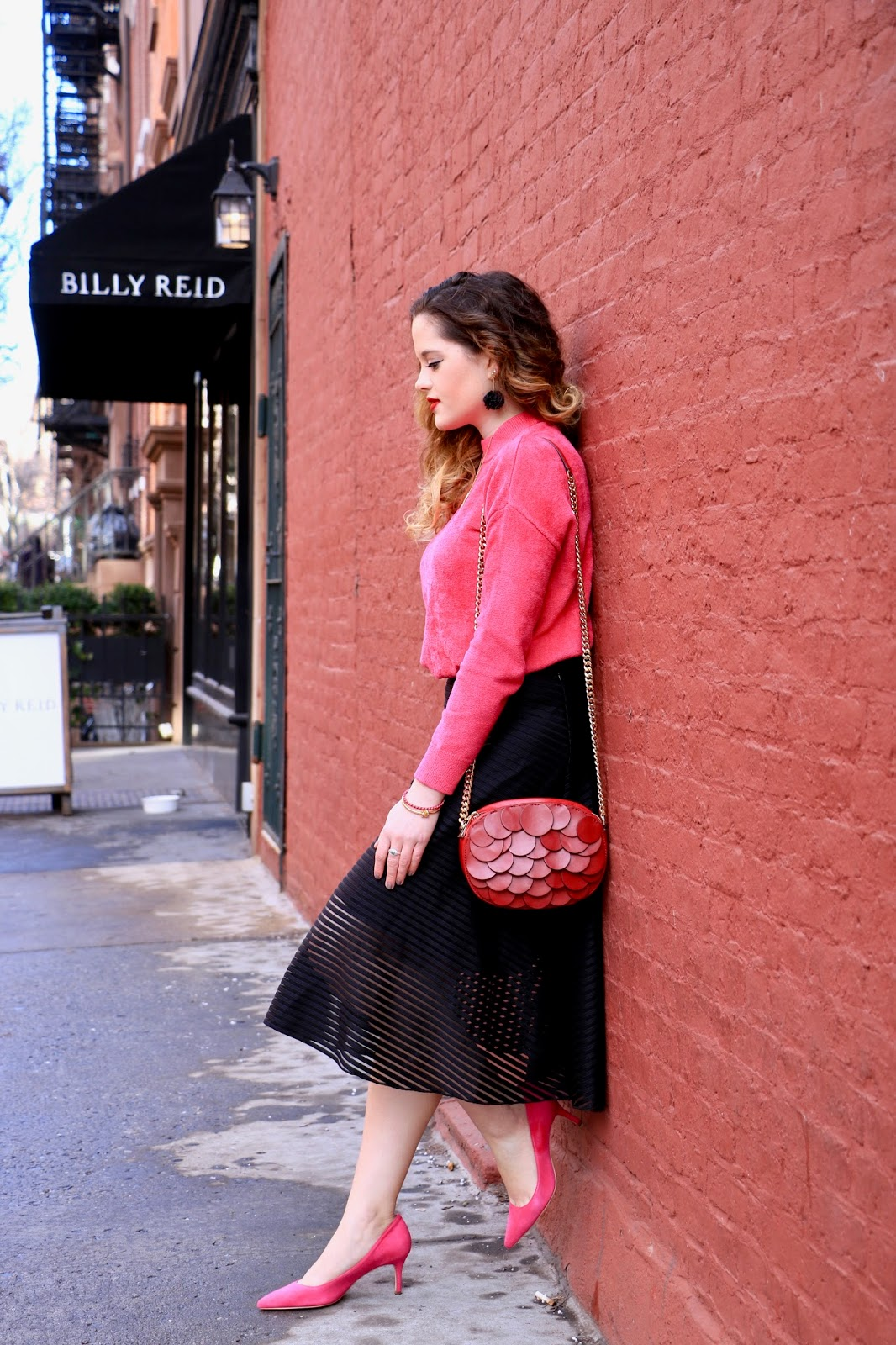 Nyc fashion blogger Kathleen Harper's street style pics