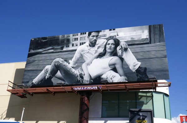 Buffalo Jeans Spring 2018 billboard
