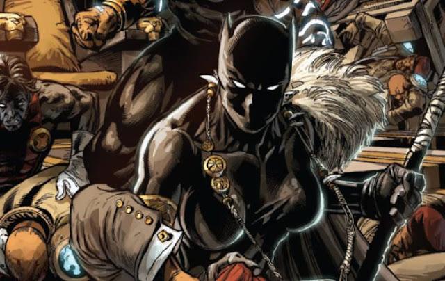 generasi black panther marvel