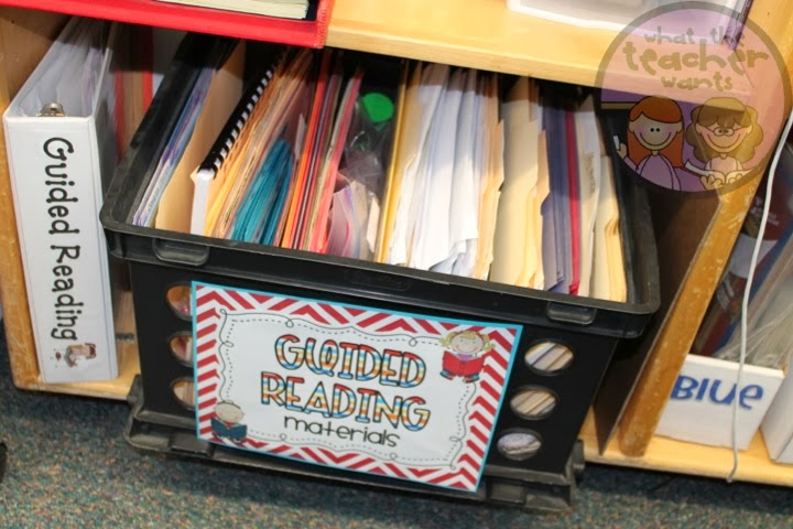 What The Teacher Wants Guided Reading Mini Lesson