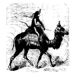 Goetia - Paimon (ilustração)