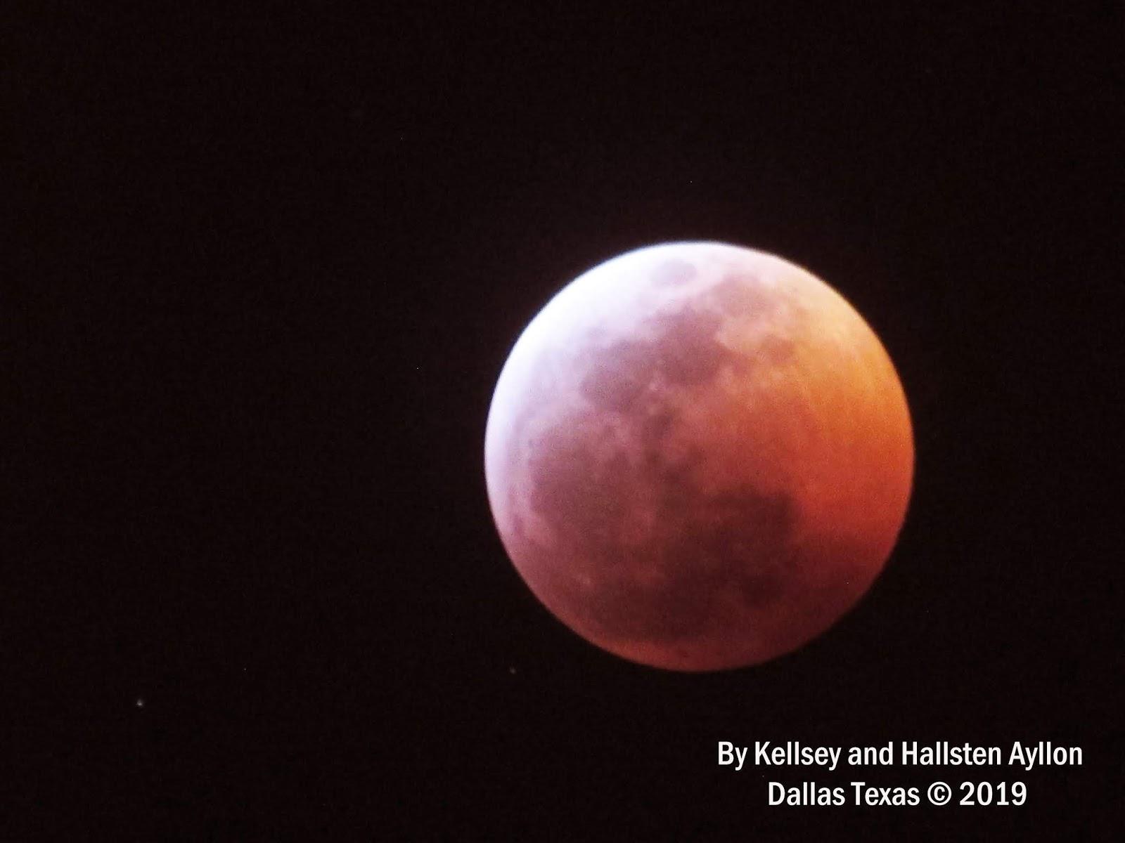 blood moon january 2019 dallas tx - photo #11