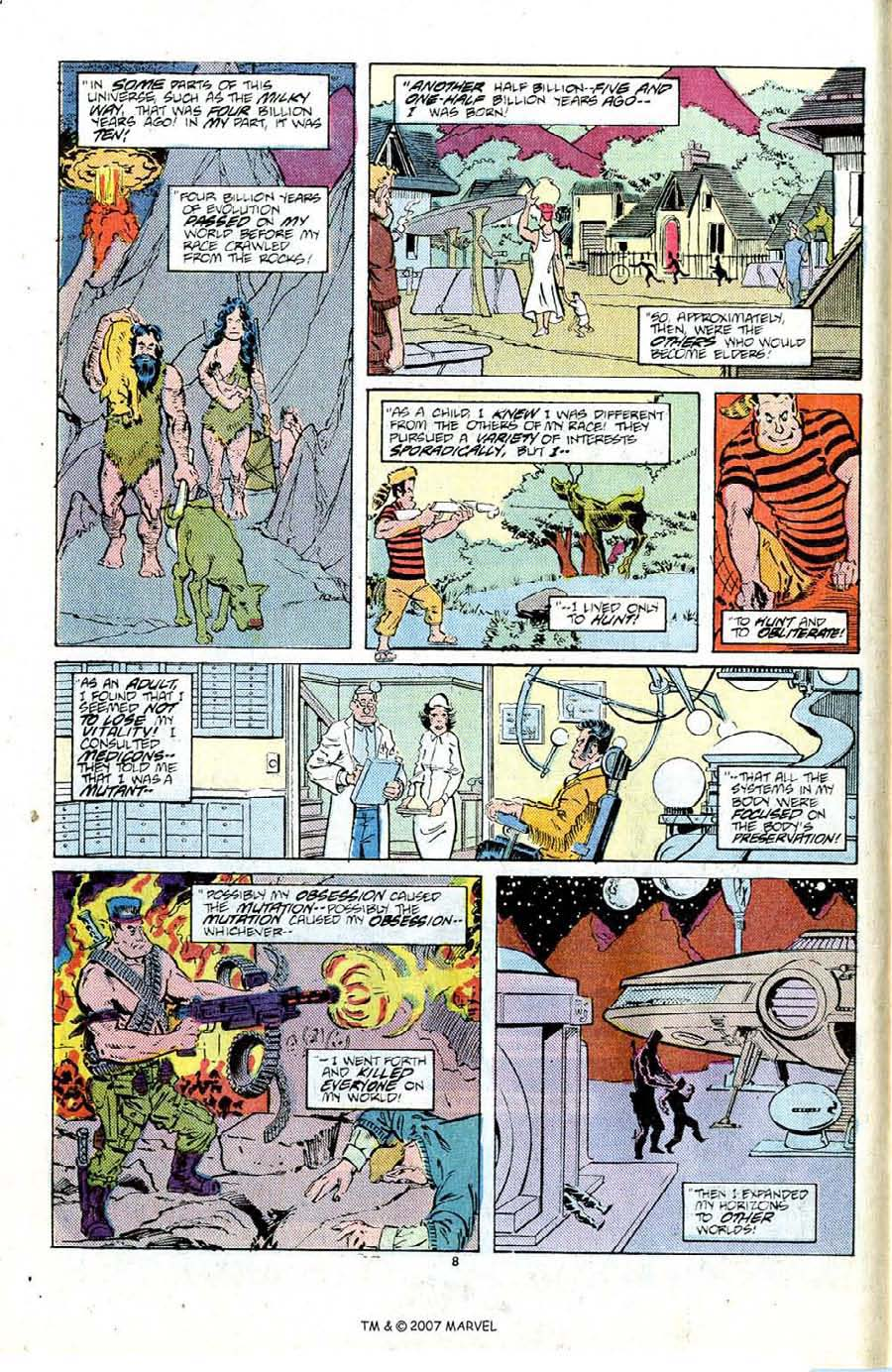 Read online Silver Surfer (1987) comic -  Issue #6 - 12
