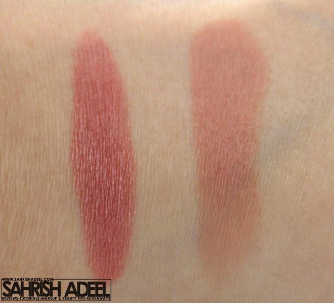 Luscious Cosmetics & Golden Rose 2000 Lipsticks