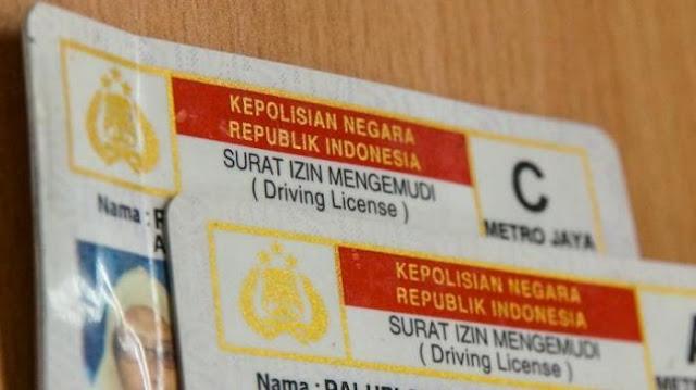 Mulai Tahun 2017, SIM C Terbagi Sehingga Tiga Jenis